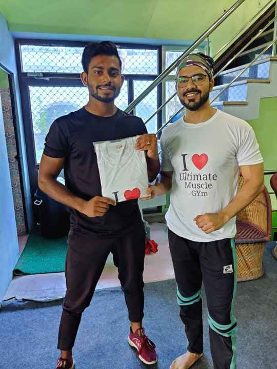 Photos from Ultimate Muscle Gym Hardoi's post