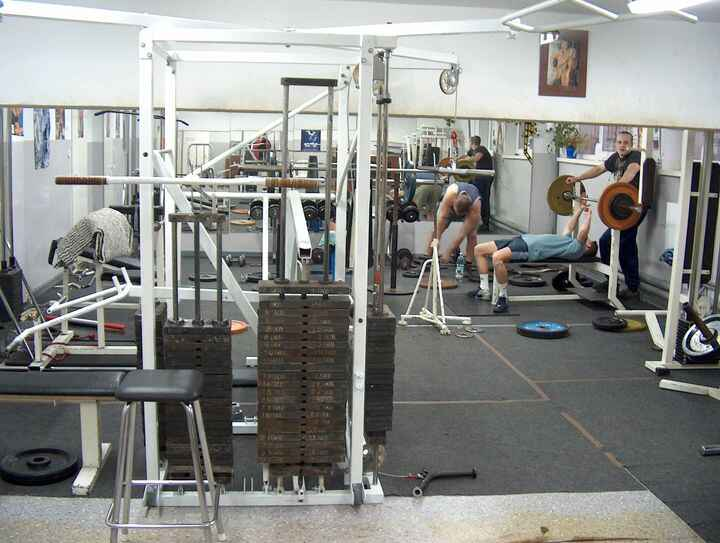 Photos from Oceania GYM's post