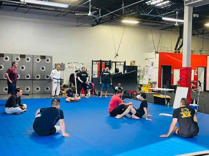 Photos from Loudon County Combat Club's post