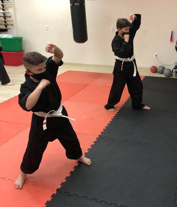 Photos from Martial Arts Fitness Center's post